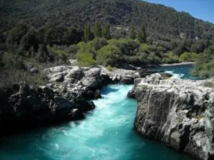 Sungai Rio Futaleufú